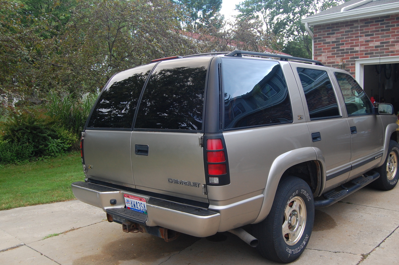 Chevrolet Tahoe Limited/Z71 #3