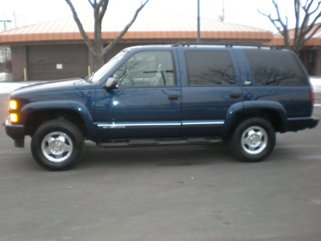 Chevrolet Tahoe Limited/Z71 #4