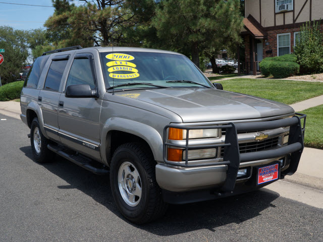 Chevrolet Tahoe Limited/Z71 #6