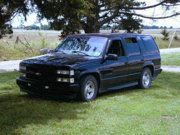 Chevrolet Tahoe Limited/Z71 #8