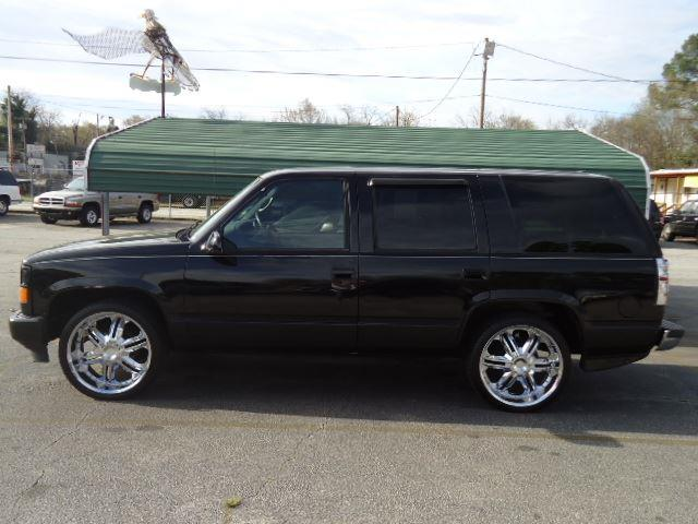 Chevrolet Tahoe Limited/Z71 Limited #12
