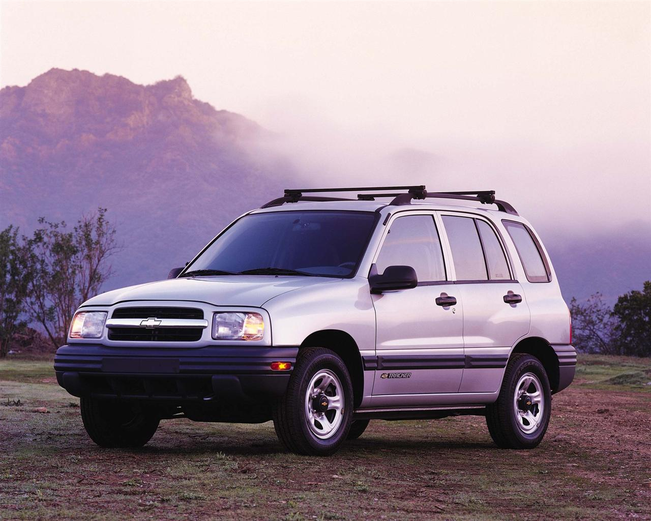 Chevrolet Latest Models >> 2000 Chevrolet Tracker - Information and photos - MOMENTcar