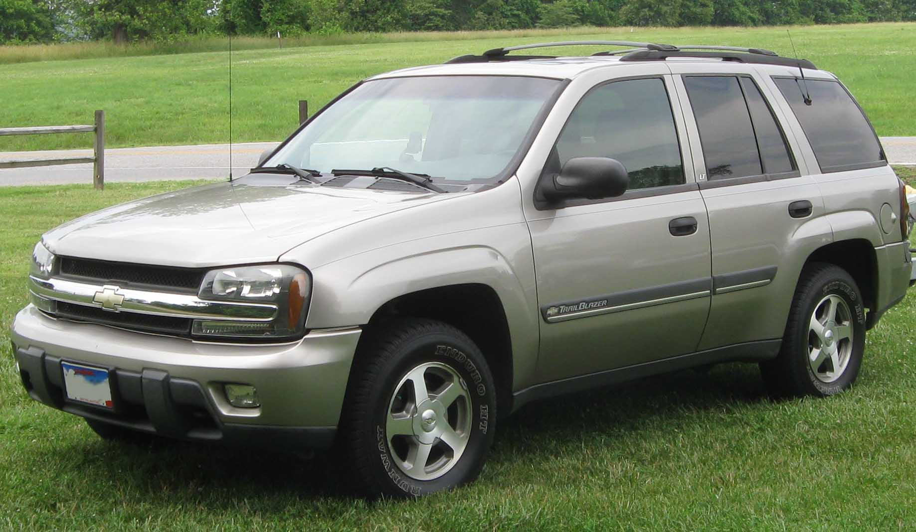 Chevrolet TrailBlazer #10
