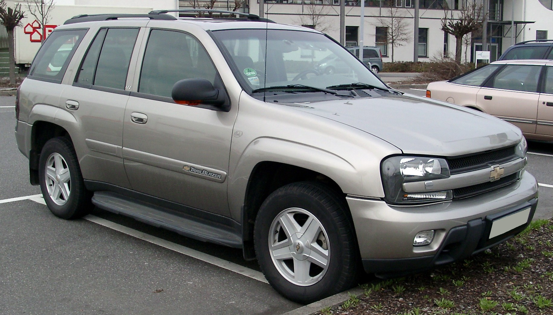 Chevrolet TrailBlazer 2008 #10