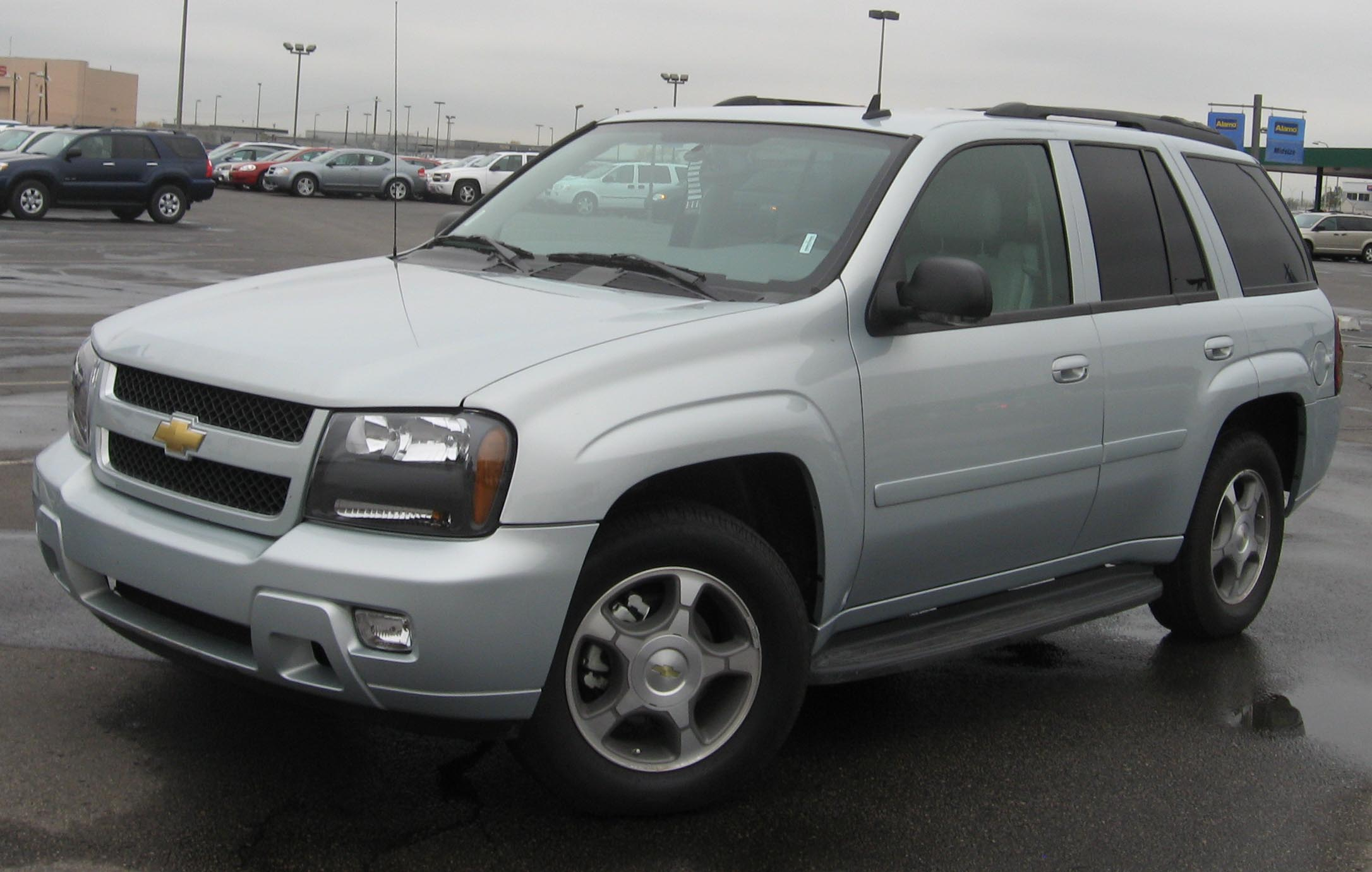 Chevrolet TrailBlazer 2008 #2