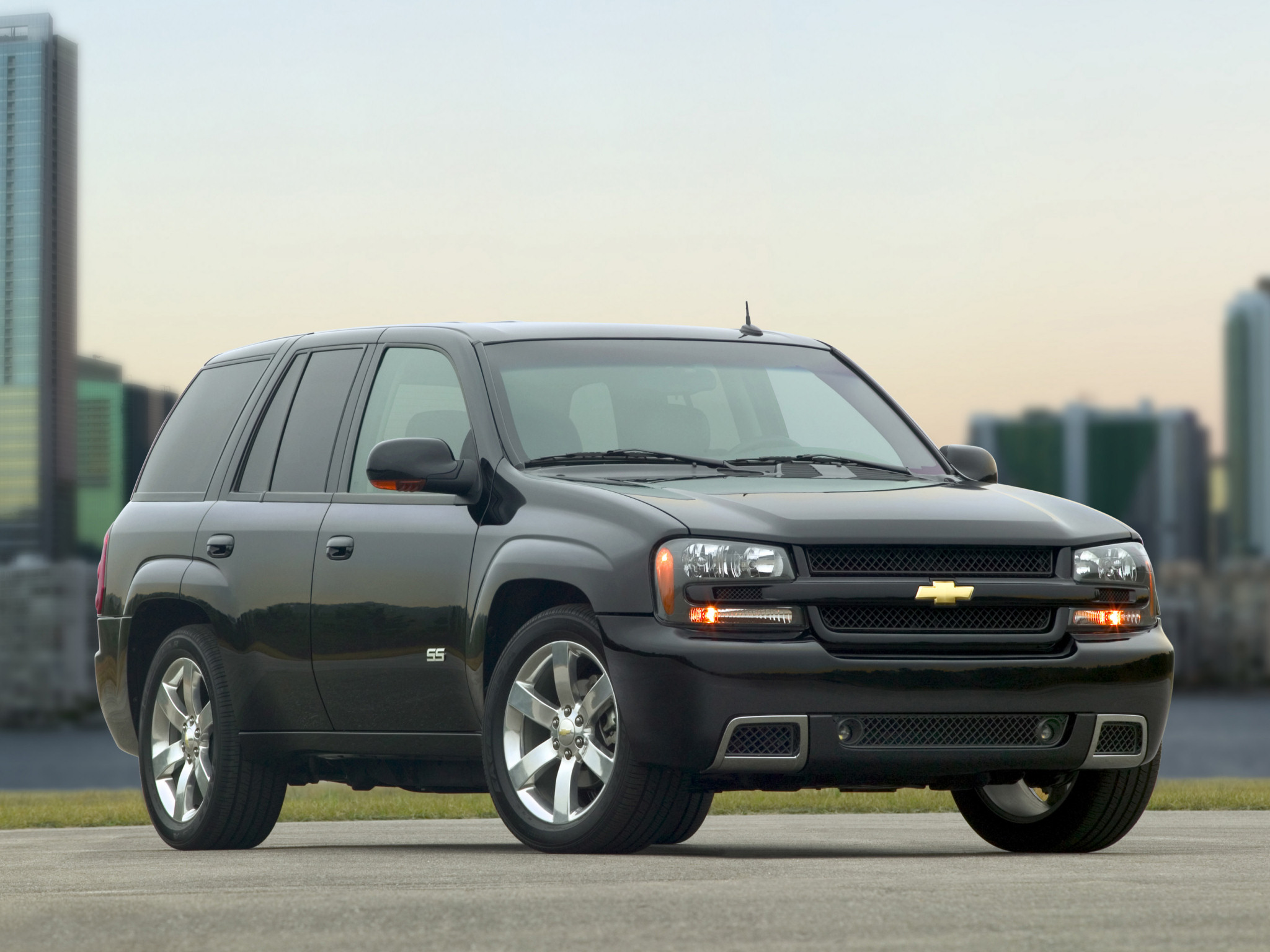 Chevrolet TrailBlazer 2008 #7