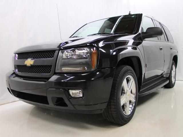 Chevrolet TrailBlazer 2008 #8