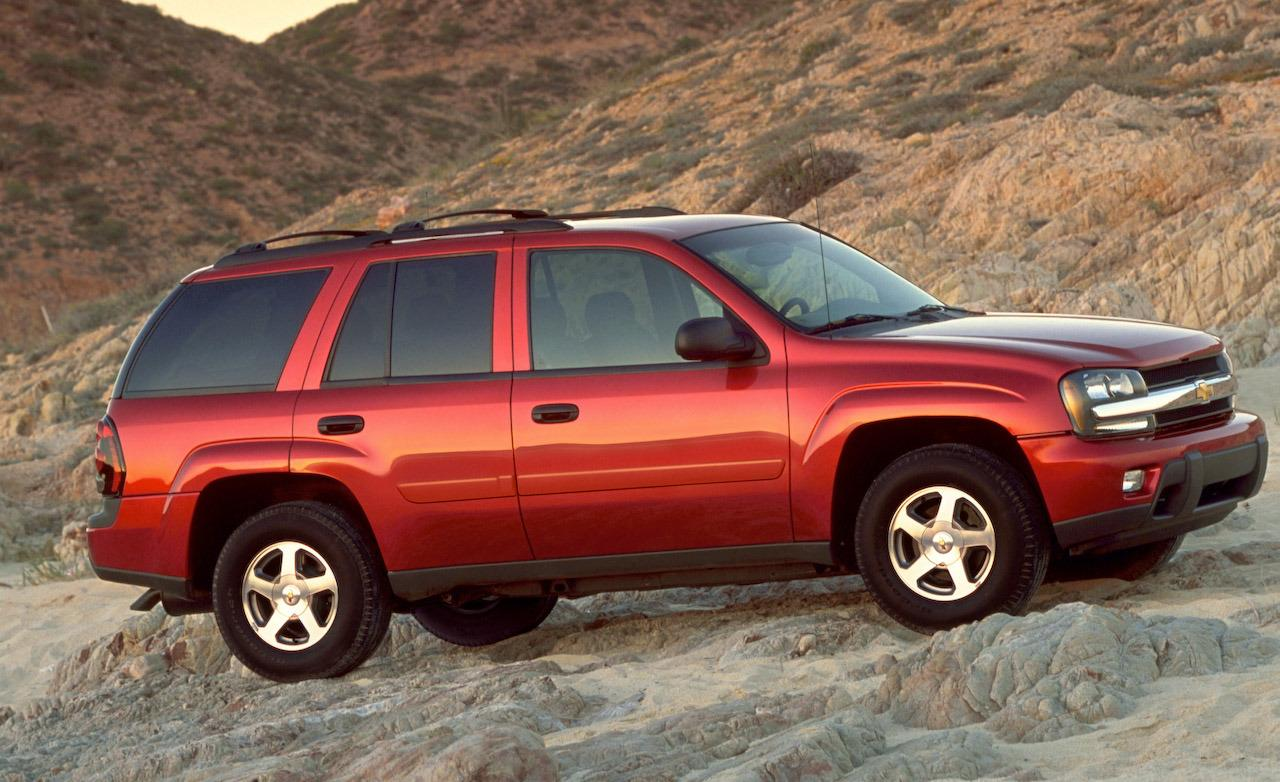 Chevrolet TrailBlazer 2008 #9