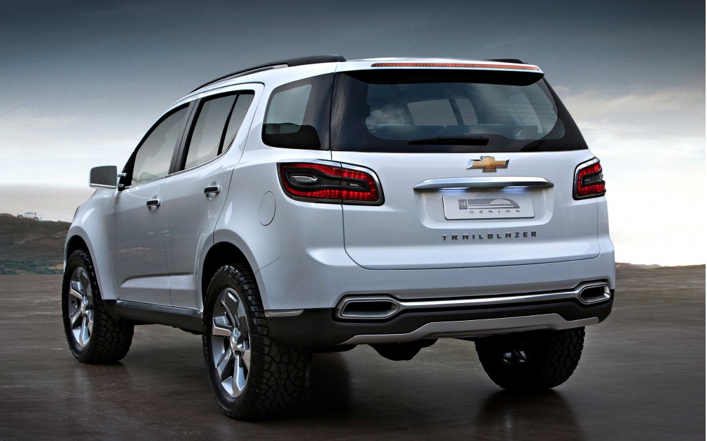 Chevrolet TrailBlazer #11