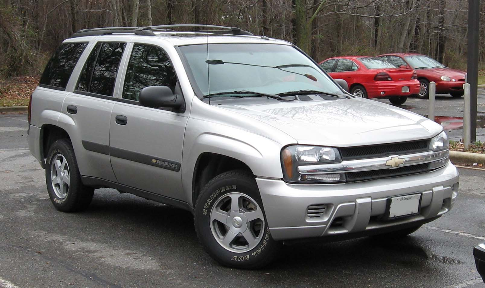 Chevrolet TrailBlazer #12