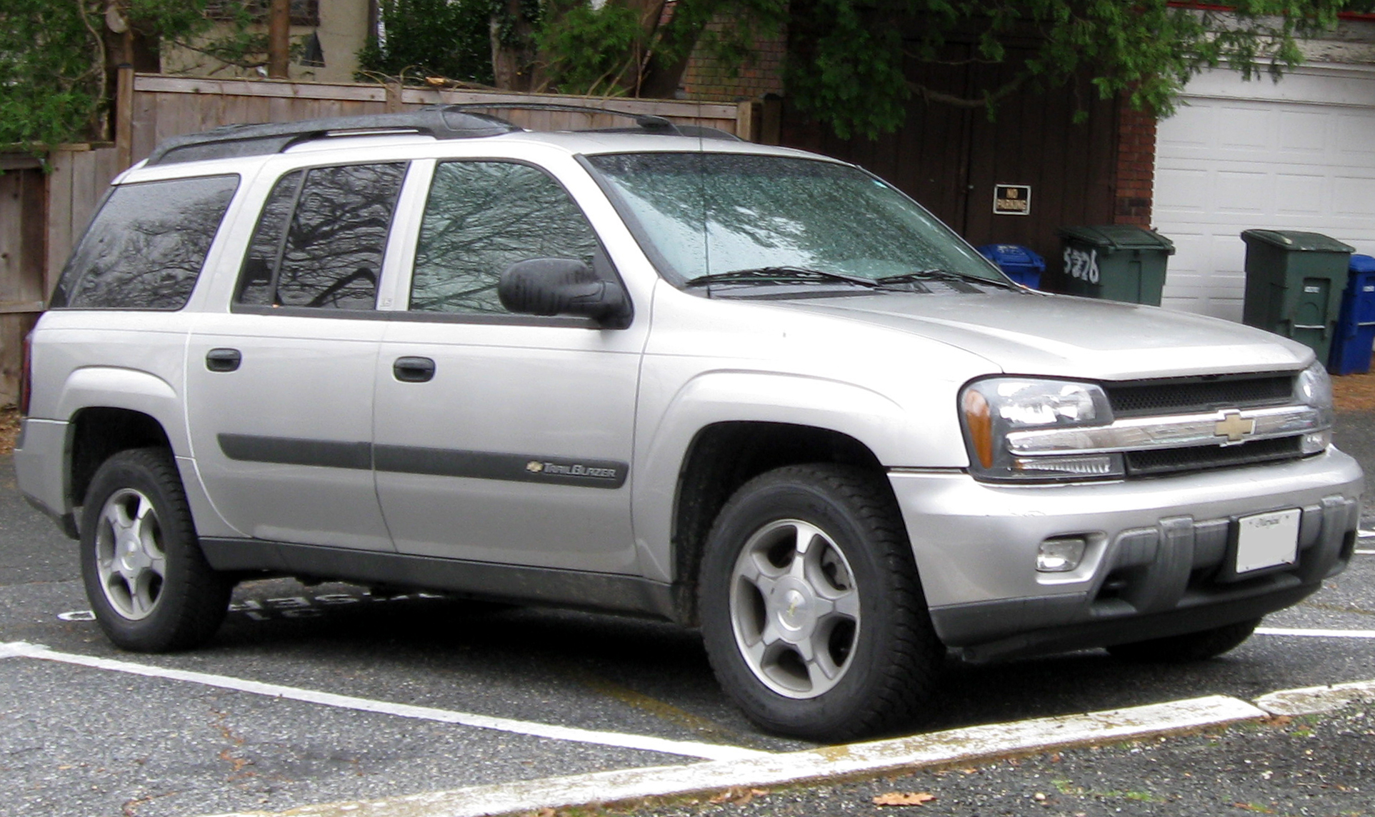 Chevrolet TrailBlazer EXT #10