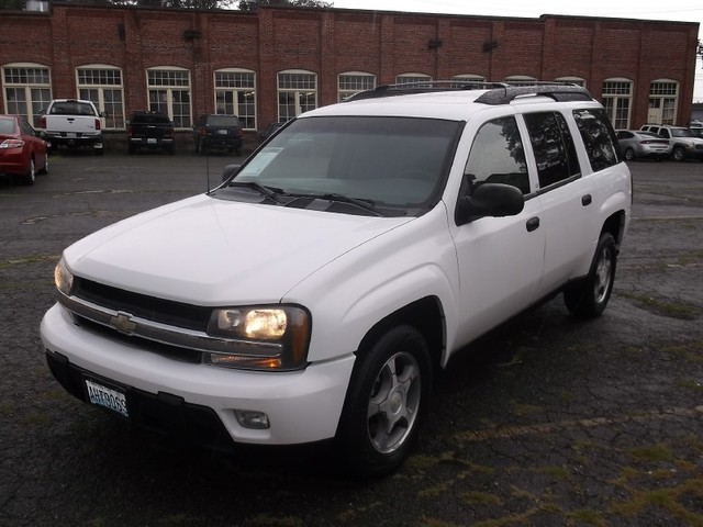Chevrolet TrailBlazer EXT #6