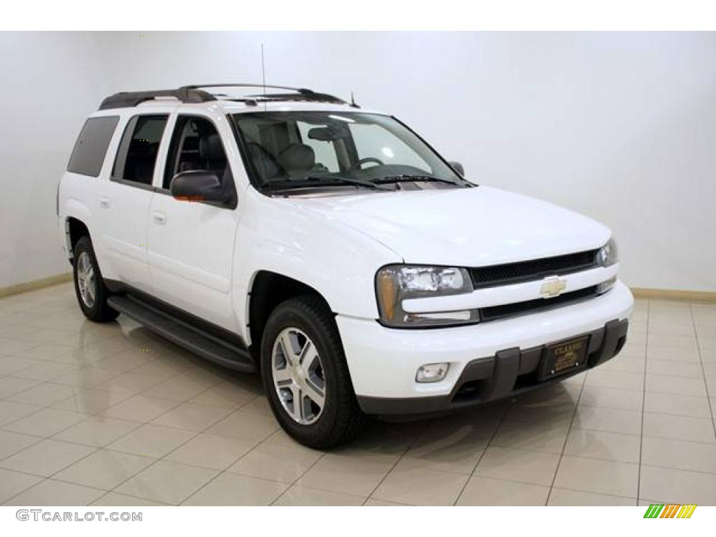 Chevrolet TrailBlazer EXT 2005 #8