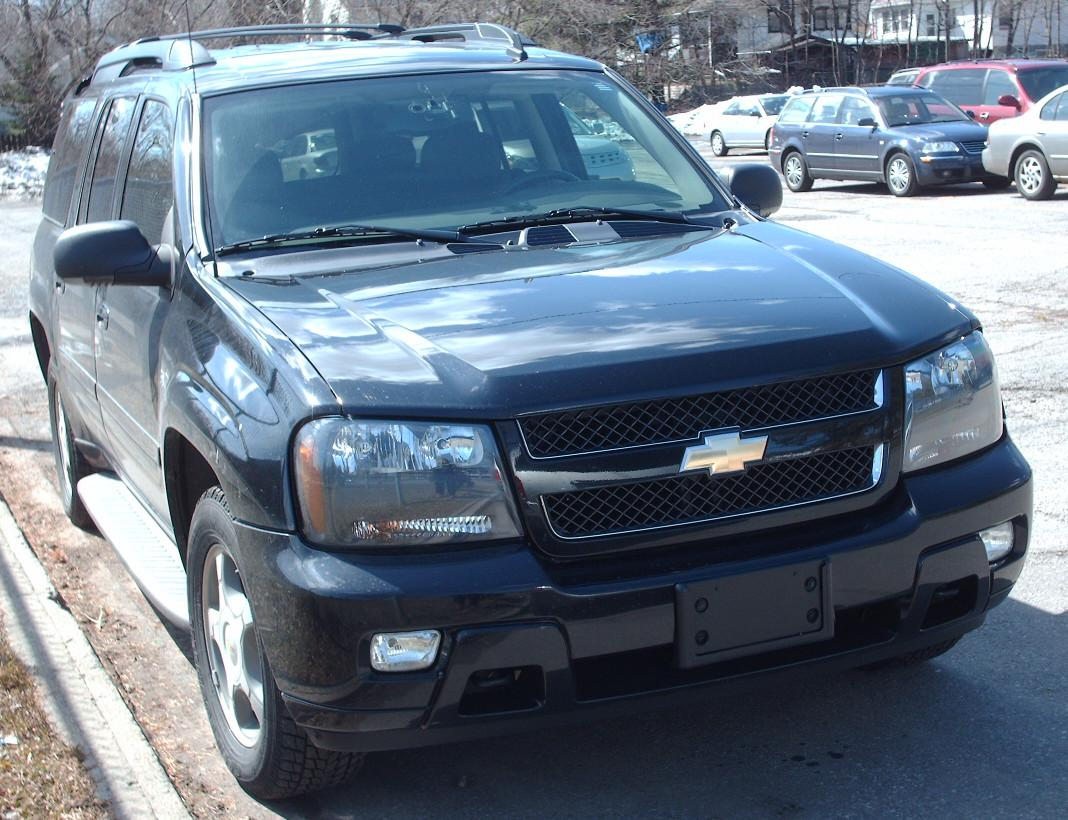 2006 chevrolet trailblazer ext information and photos. Black Bedroom Furniture Sets. Home Design Ideas
