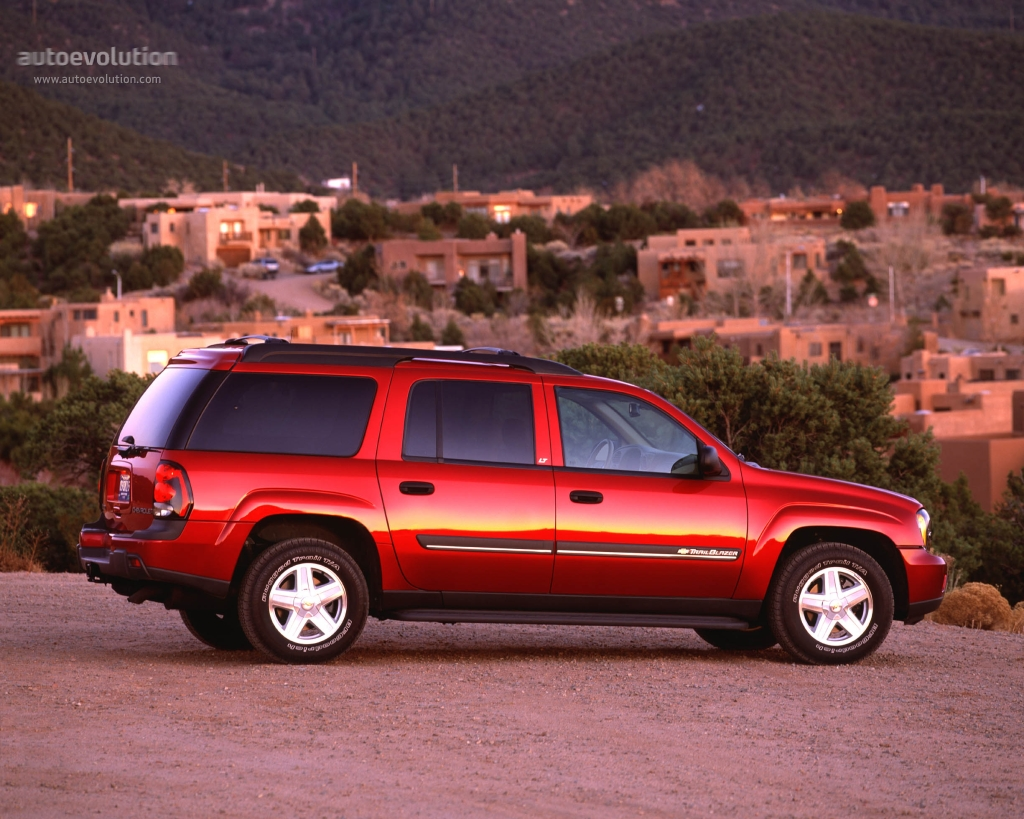 Chevrolet TrailBlazer EXT #11