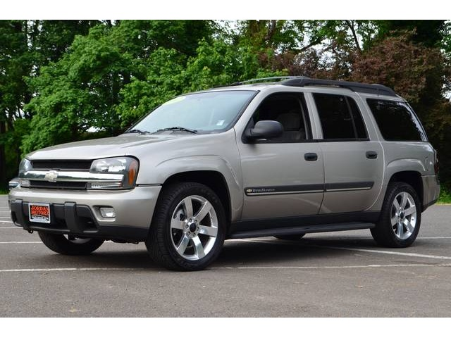 Chevrolet TrailBlazer EXT #3
