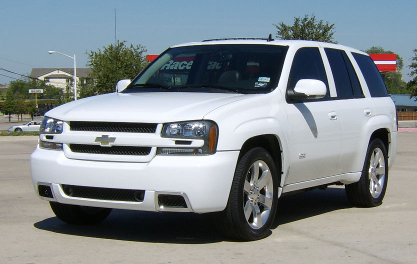 Chevrolet TrailBlazer EXT #5