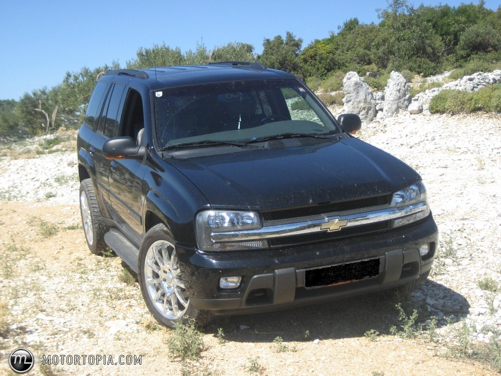 Chevrolet TrailBlazer LTZ #4