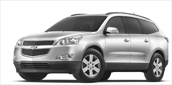 Chevrolet Traverse LT #12