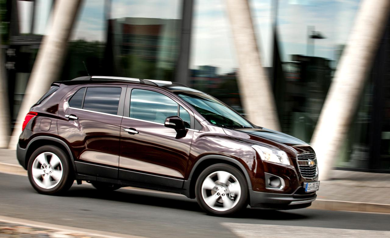 2015 chevrolet trax information and photos momentcar. Black Bedroom Furniture Sets. Home Design Ideas