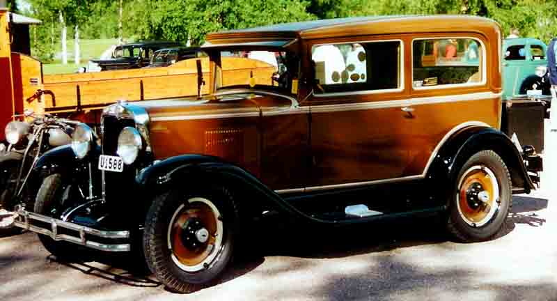 1930 Chevrolet Universal - Information and photos - MOTcar