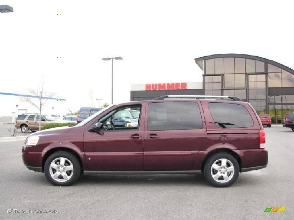 All Chevy 2008 Chevrolet Van Uplander Information And Photos Momentcar