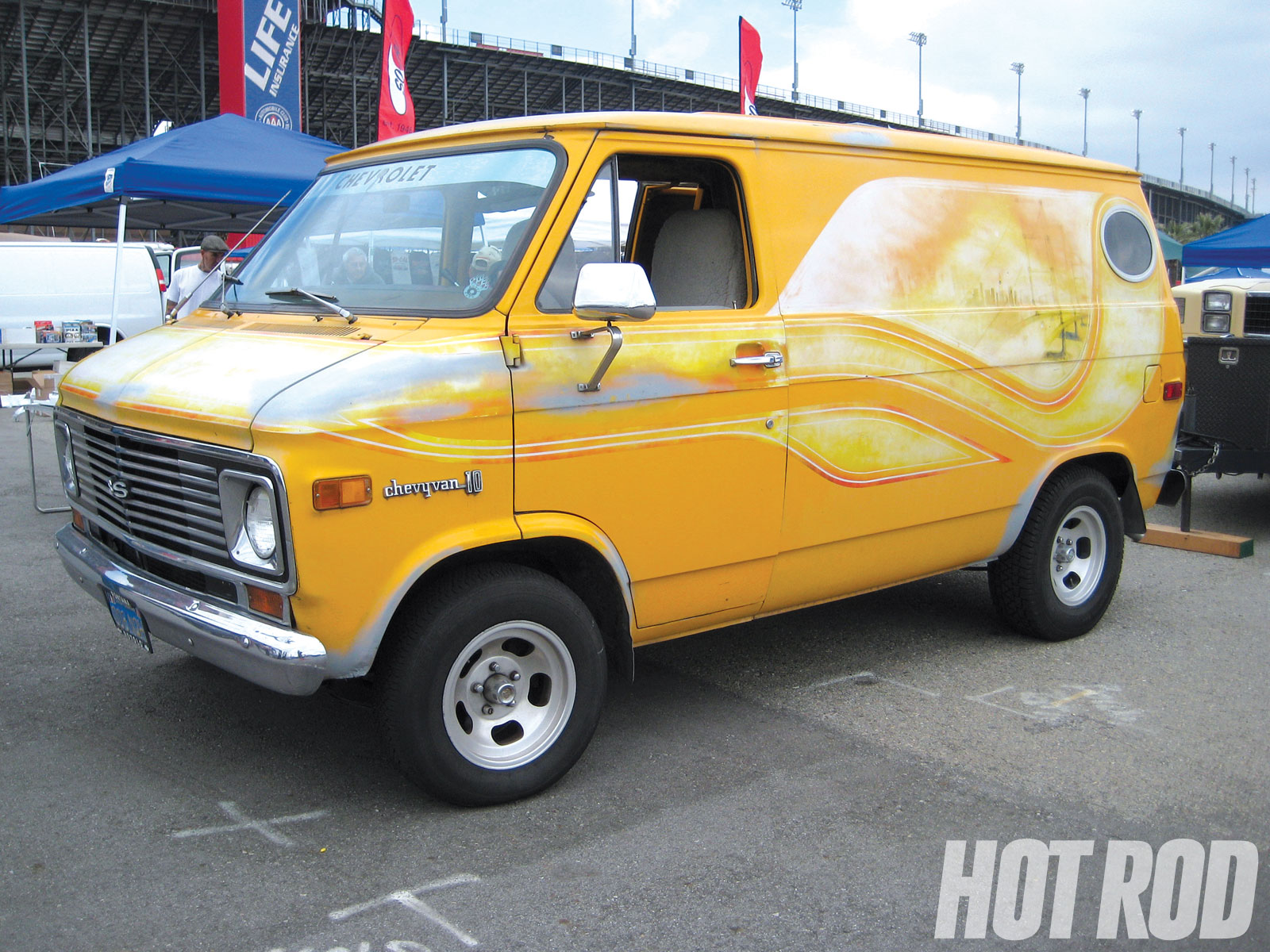 1970 Chevrolet Van Information And Photos Momentcar