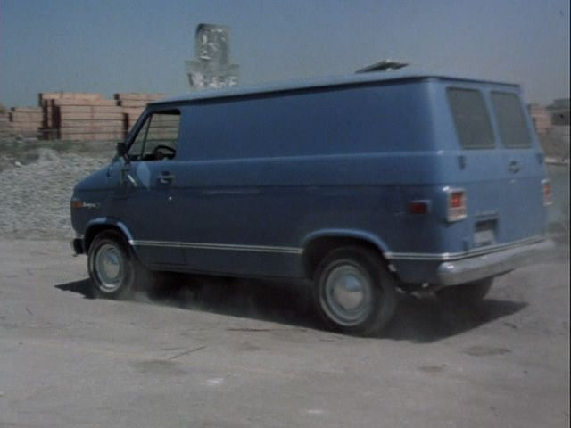 1971 Chevrolet Van Information And Photos Momentcar