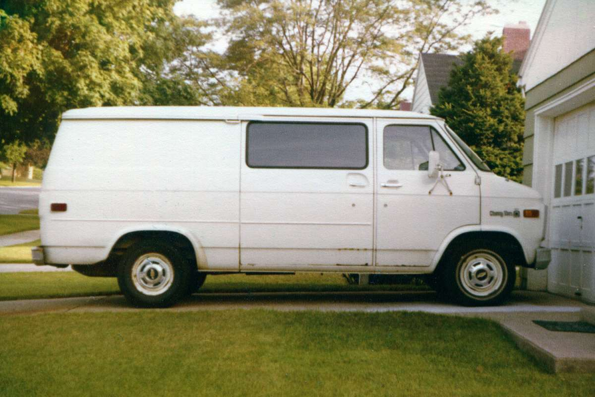 All Chevy 1978 chevy van for sale : 1978 Chevrolet Van - Information and photos - MOMENTcar