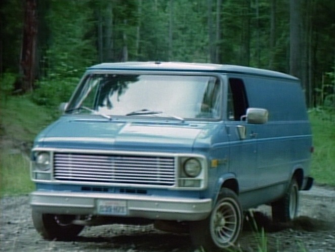 1980 Chevrolet Van - Information and photos - MOMENTcar