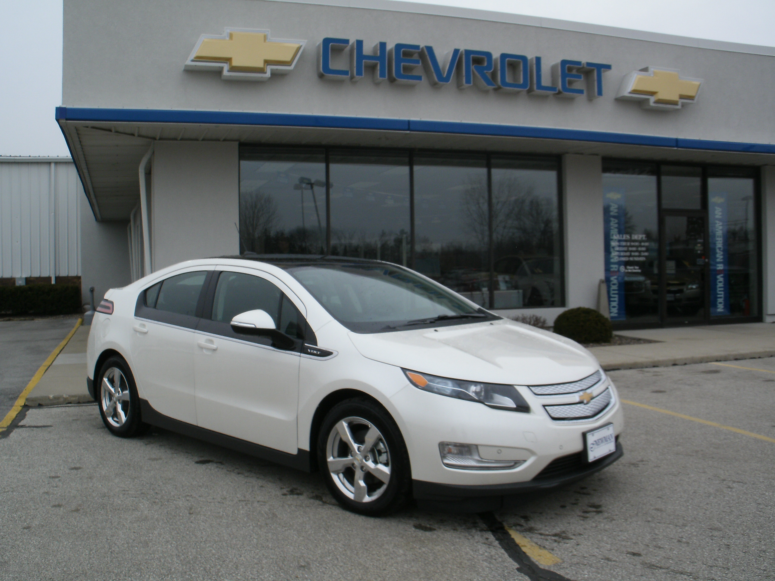2012 chevrolet volt information and photos momentcar. Black Bedroom Furniture Sets. Home Design Ideas