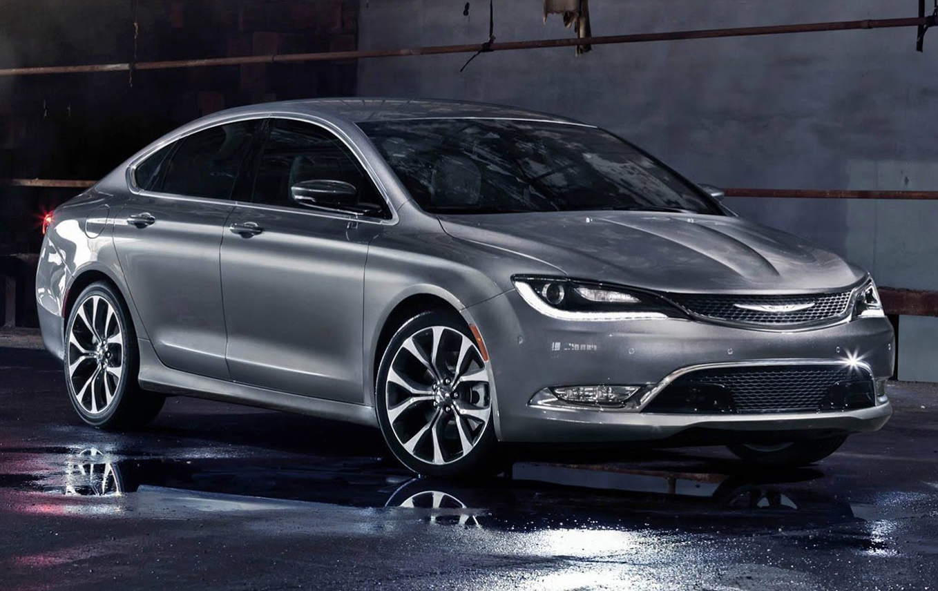 Chrysler 200 2014 #7