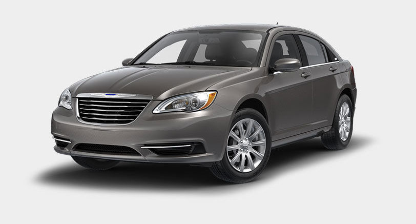 Chrysler 200 2014 #8