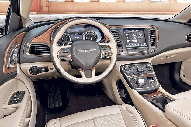 Chrysler 200 2015 #12