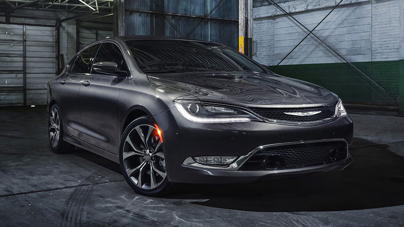 Chrysler 200 2015 #13