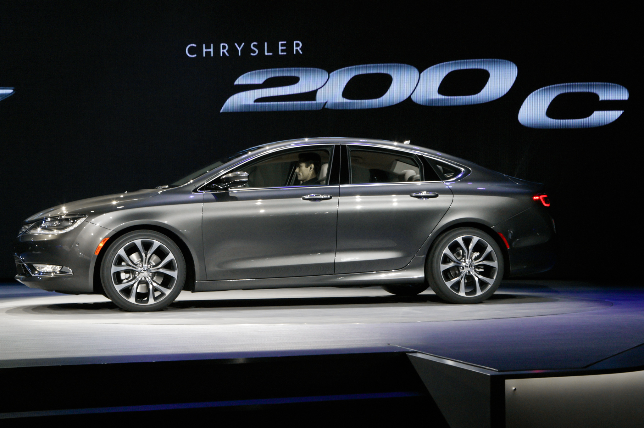 Chrysler 200 2015 #5