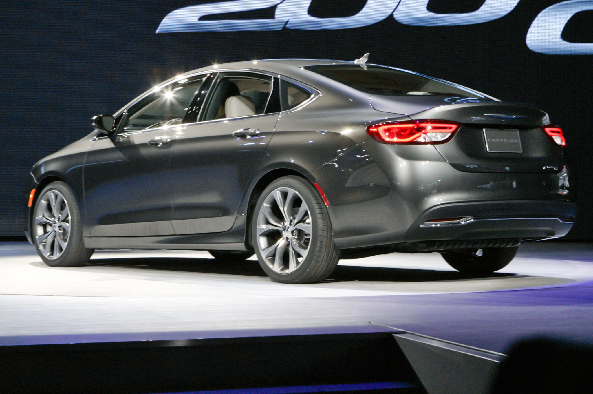 Chrysler 200 2015 #8