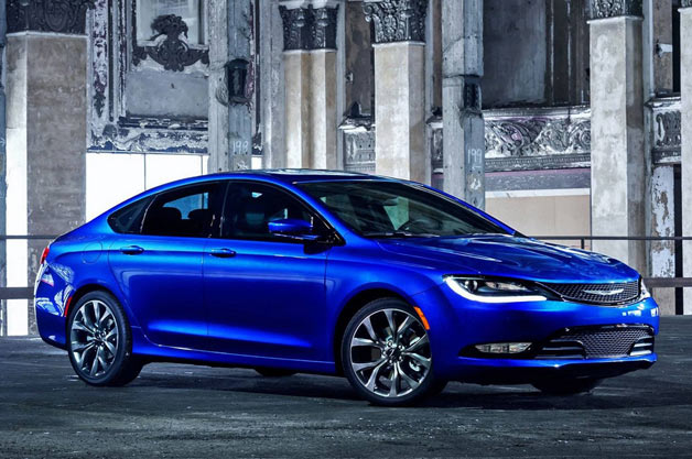Chrysler 200 2015 #11