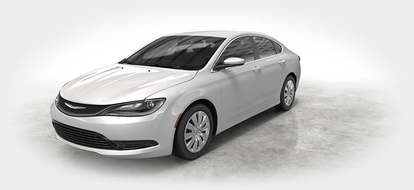 Chrysler 200 #1