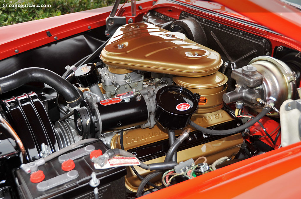 1955 Chrysler 300 - Information And Photos