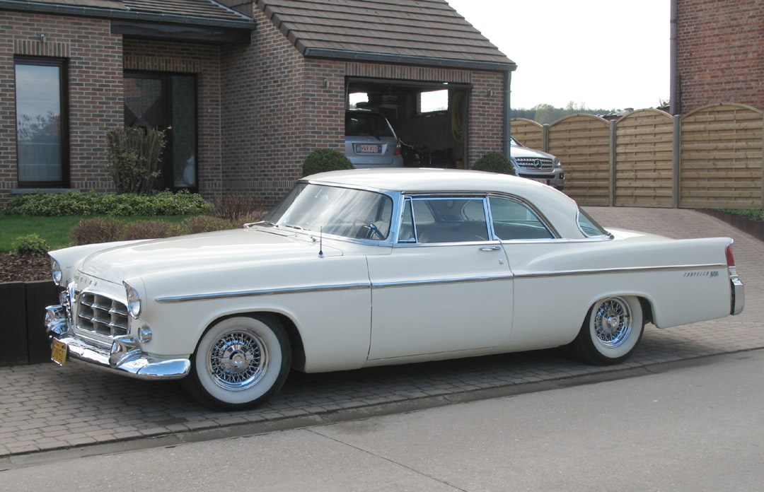 1956 Chrysler 300  Information and photos  MOMENTcar
