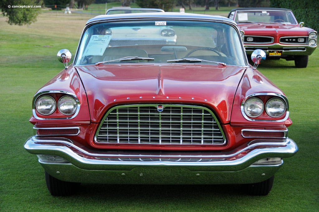 1958 Chrysler 300 Information And Photos Momentcar