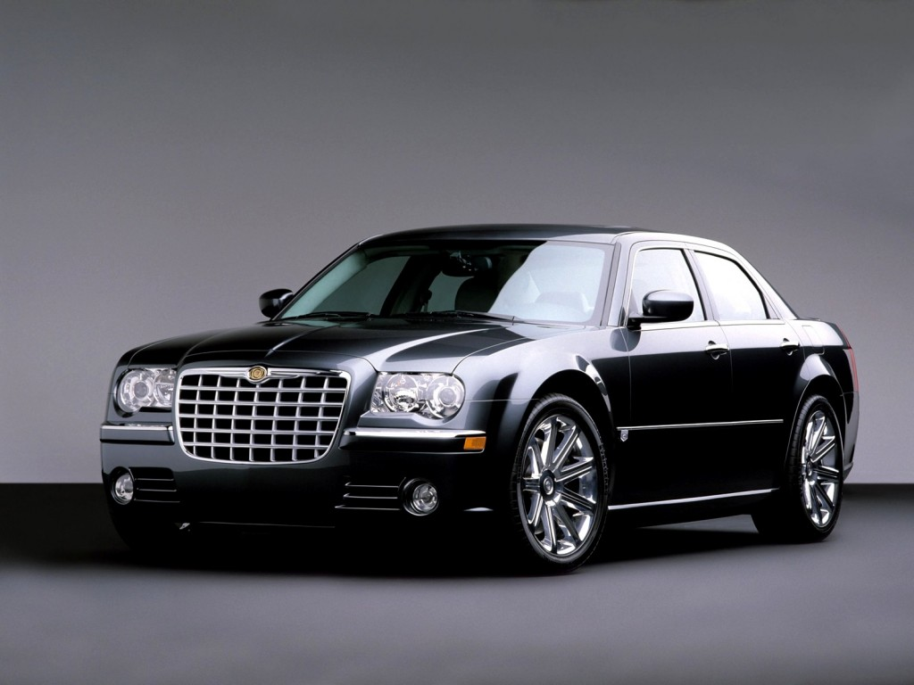 Chrysler 300 2005 6