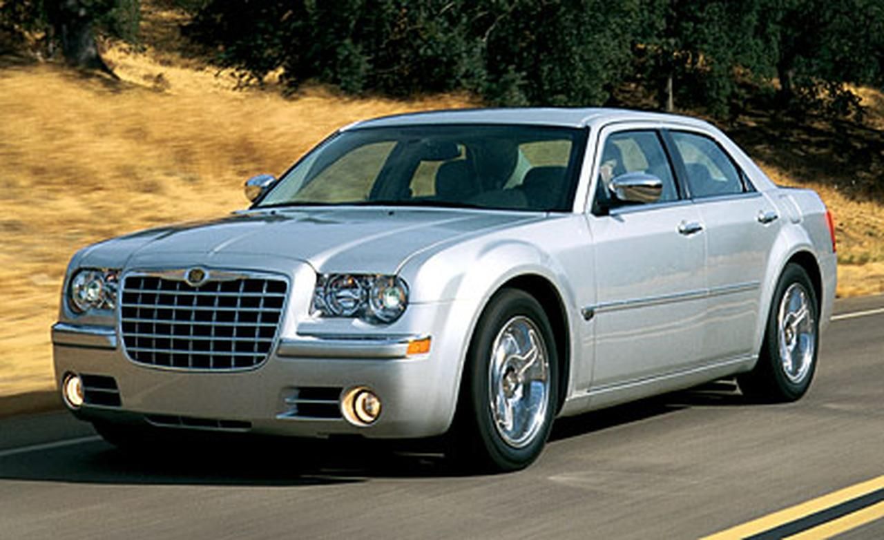 2007 chrysler 300 information and photos momentcar. Black Bedroom Furniture Sets. Home Design Ideas