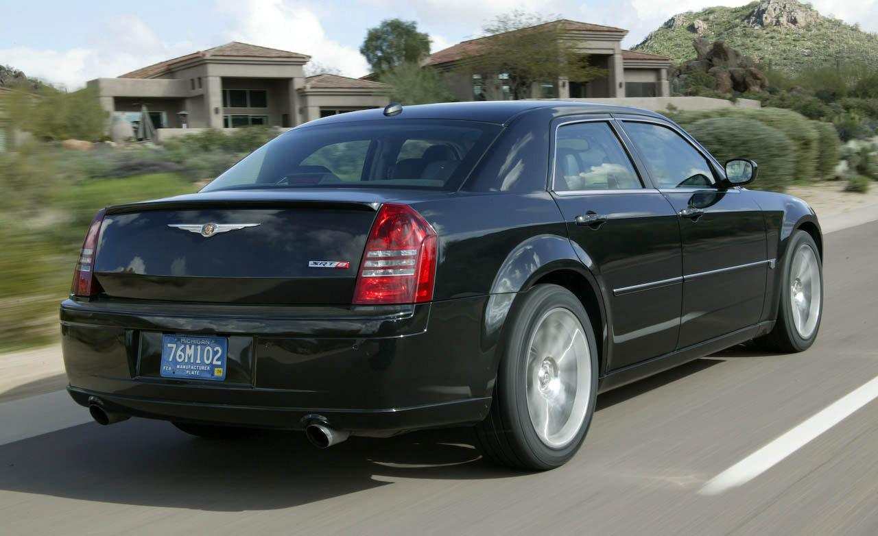 2009 chrysler 300 - information and photos