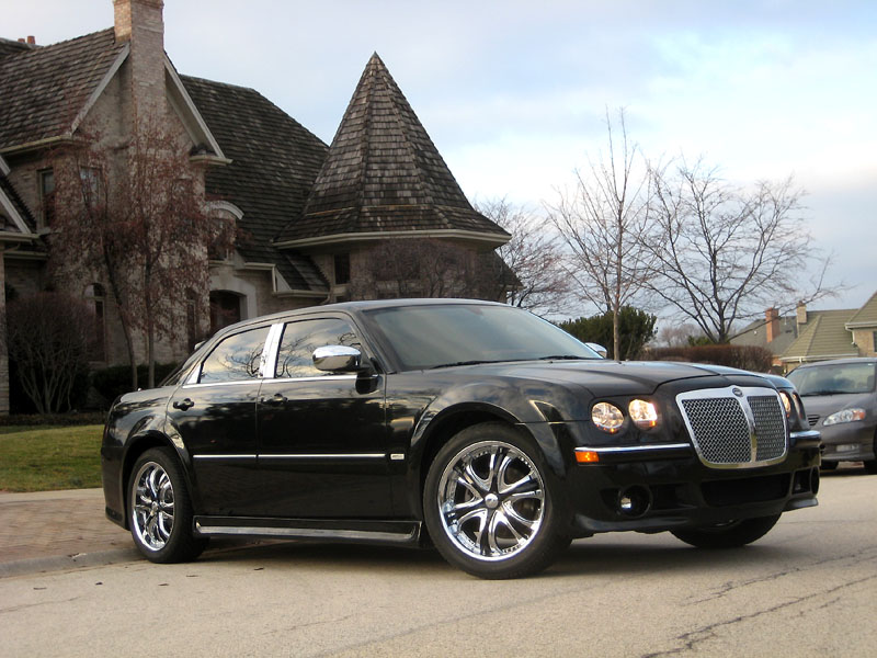 2009 chrysler 300 information and photos momentcar. Black Bedroom Furniture Sets. Home Design Ideas