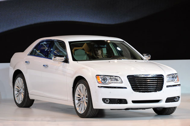 Chrysler 300 2011 #12