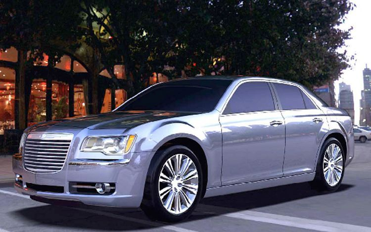 Chrysler 300 2011 #7
