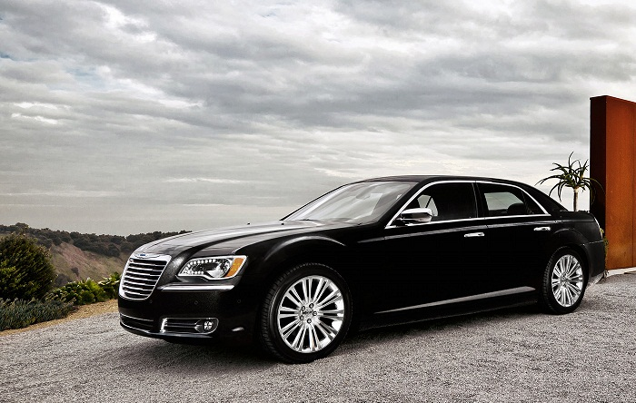Chrysler 300 2013 #4