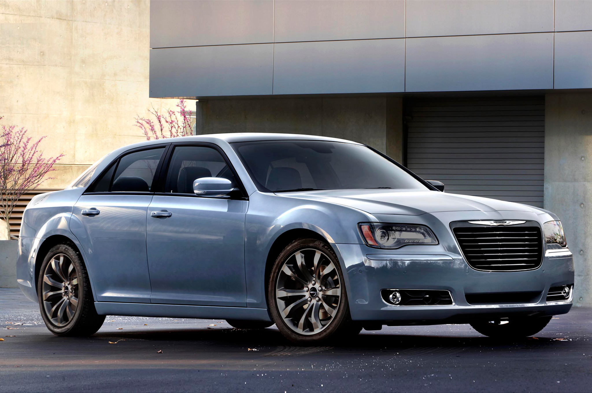 Chrysler 300 2014 #8